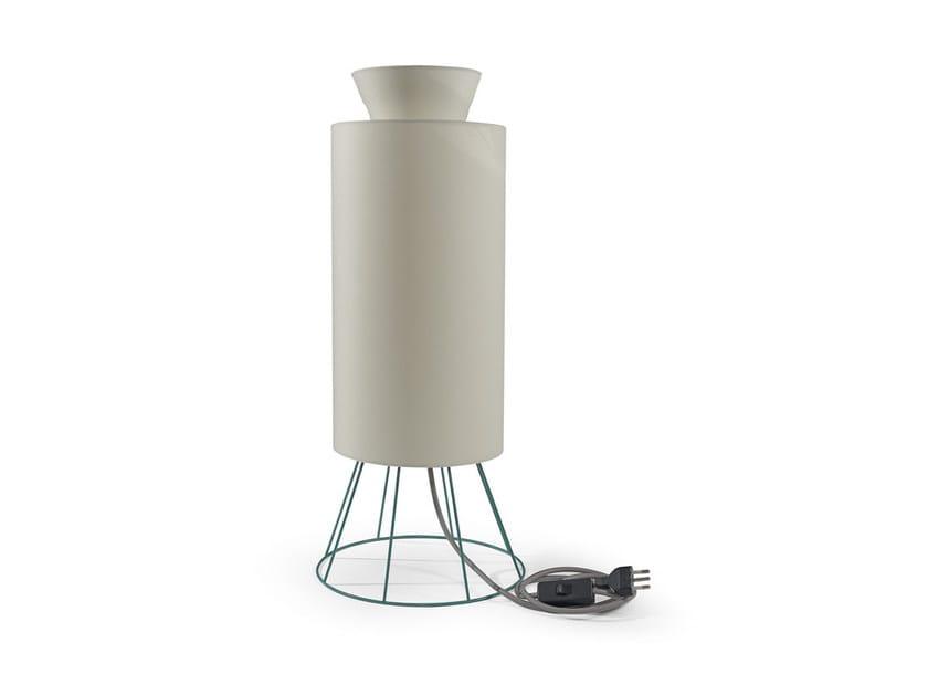 Linen table lamp BALLOON   Table lamp by Atipico