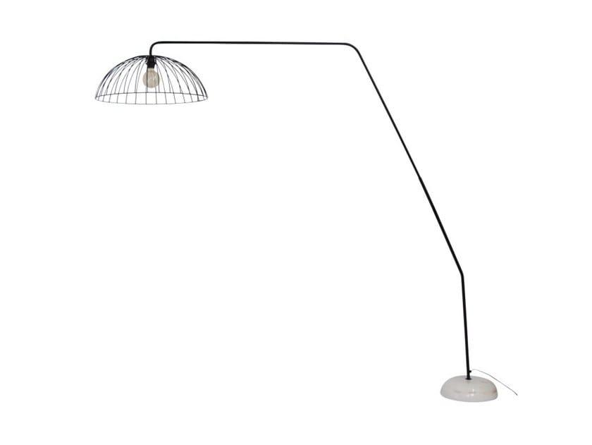 Metal arc lamp BALMA by Flam & Luce