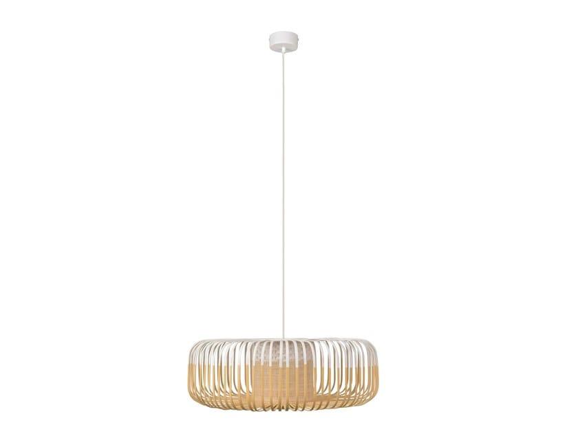 Bamboo pendant lamp BAMBOO   Pendant lamp by Forestier