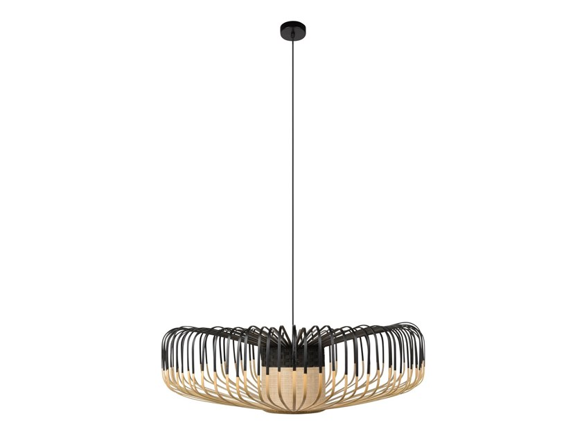 Bamboo pendant lamp BAMBOO UP | Pendant lamp by Forestier