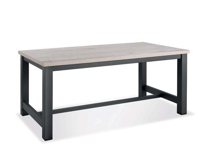 Rectangular laminate table BANCONE by CREO Kitchens