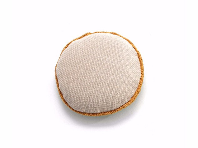 Fabric sofa cushion with removable cover BANG! | Round cushion by Sancal