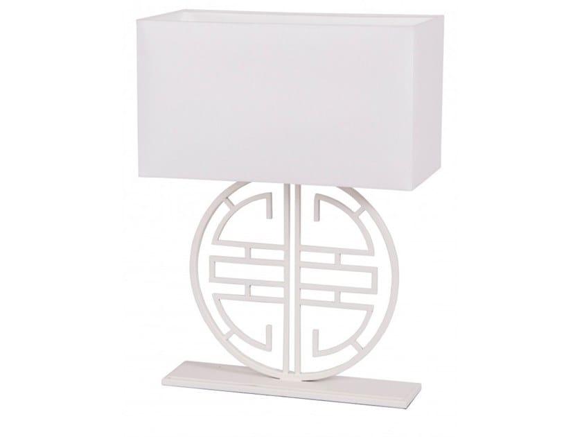 Flamamp; In Da Metallo Luce Lampada Baoji Tavolo Ybgyf76