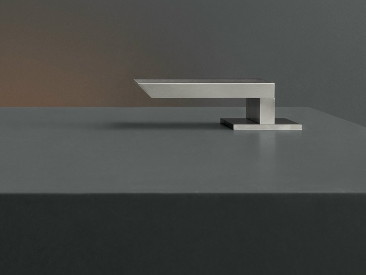 Deck-mounted spout BAR 56 by Ceadesign