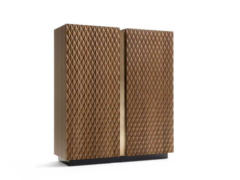 Wooden bar cabinet VICTOR | Bar cabinet by OPERA CONTEMPORARY