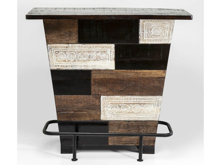 Bancone bar bar finca kare design for Ristrutturare bancone bar