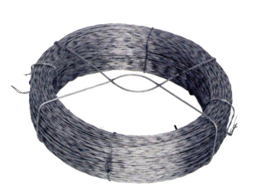 Barbed wire, drawn steel wire Barbed wire, drawn steel wire by Biemme