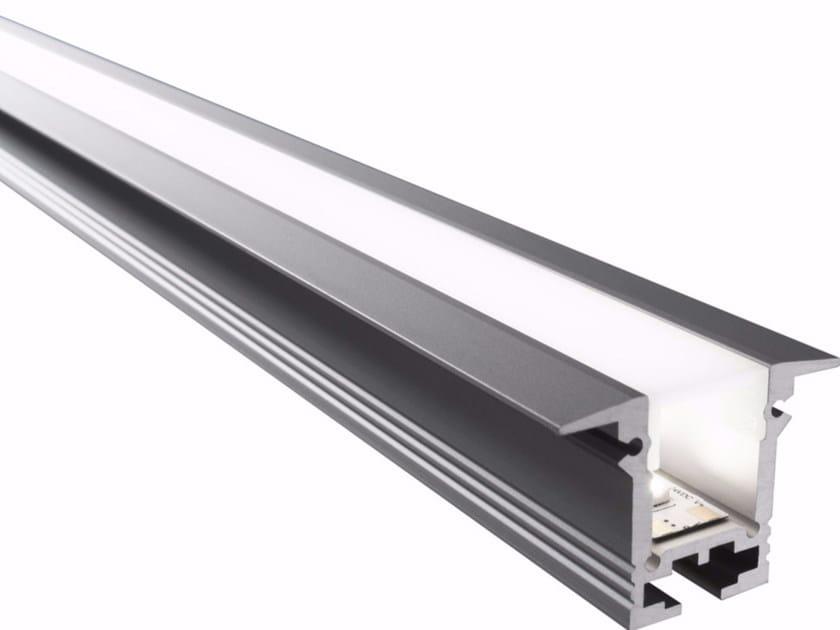 Aluminium Linear lighting profile for LED modules BARD ALTO | Linear lighting profile by GLIP by S.I.L.E