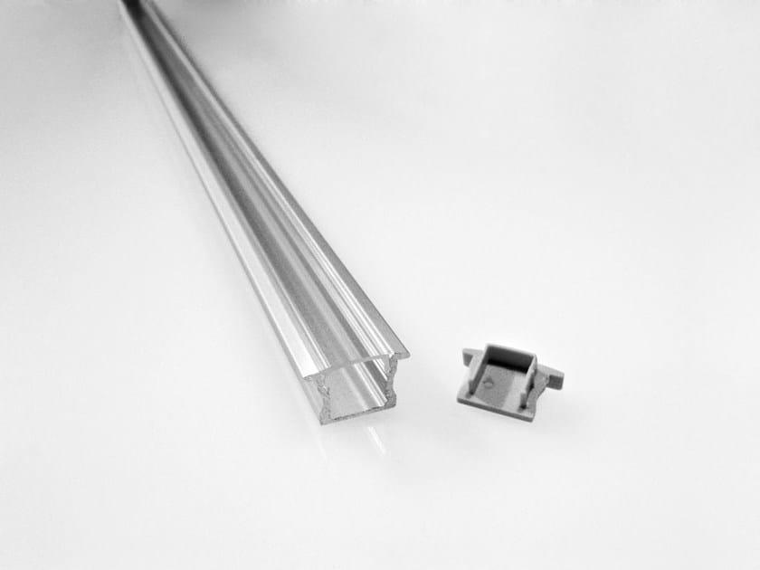 Linear lighting profile BARRA/STRIP/5 by NOBILE ITALIA