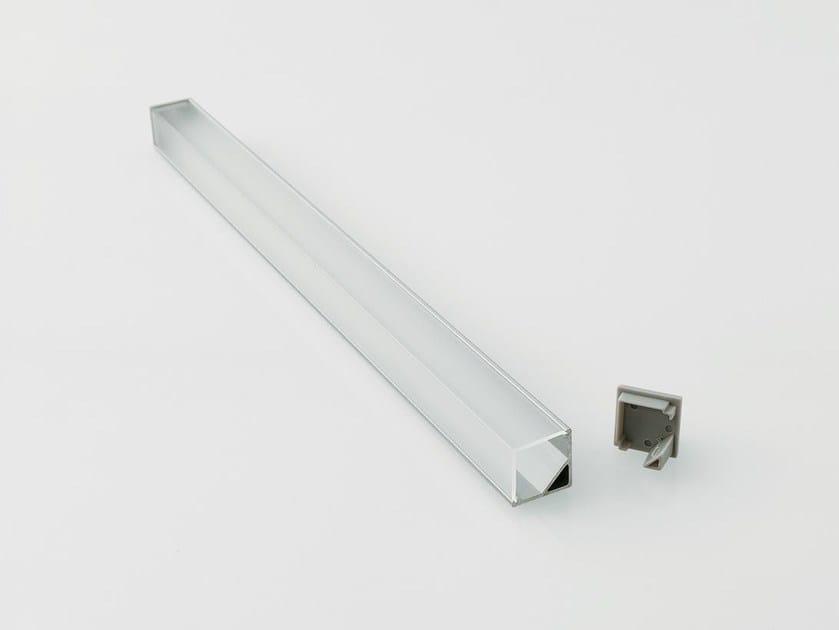 Linear lighting profile BARRA/STRIP/8 by NOBILE ITALIA