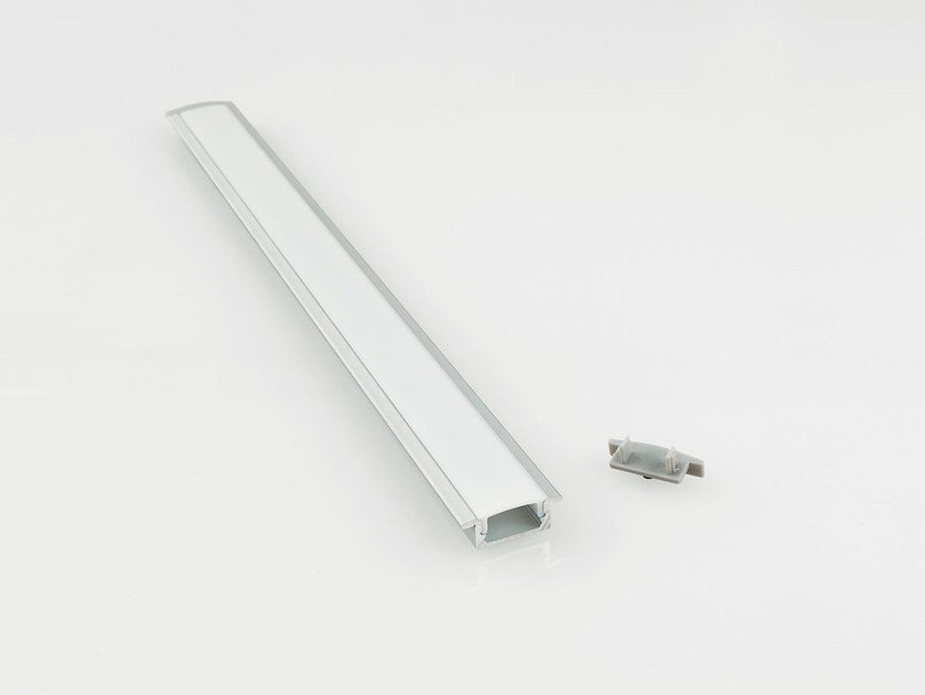 Linear lighting profile BARRA/STRIP/9 by NOBILE ITALIA