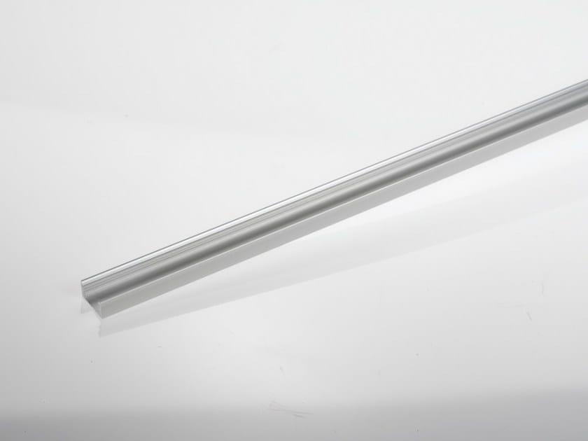 Linear lighting profile for LED modules BARRA/STRIP by NOBILE ITALIA