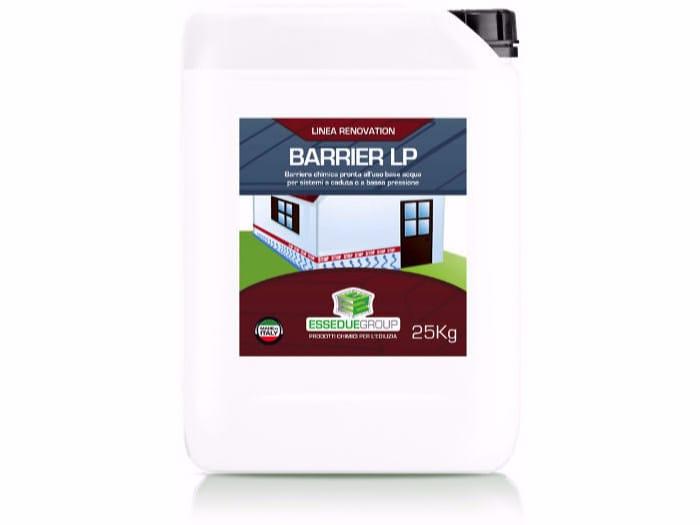 Barriera chimica base acqua BARRIER LP by Essedue Group