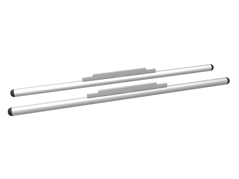 Couple of bars for Reax Lights BARS PAIR - 110 by REAXING