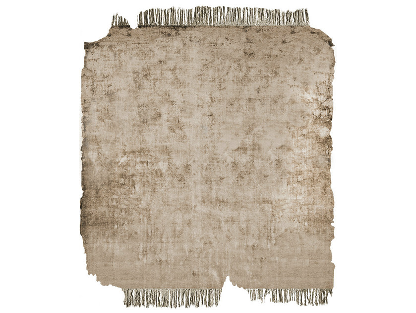 Handmade rug BARTAURE HEMSE FROZEN CUT by HENZEL STUDIO