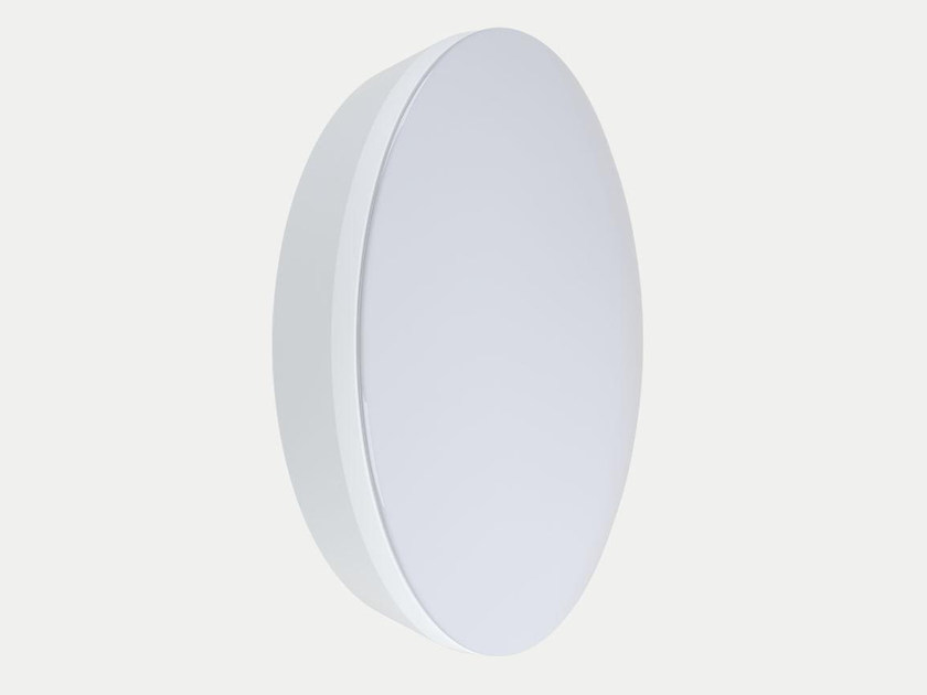 LED polycarbonate wall lamp BASE | Wall lamp by ES-SYSTEM