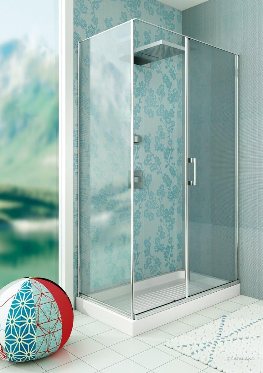 BASE | Piatto doccia rettangolare