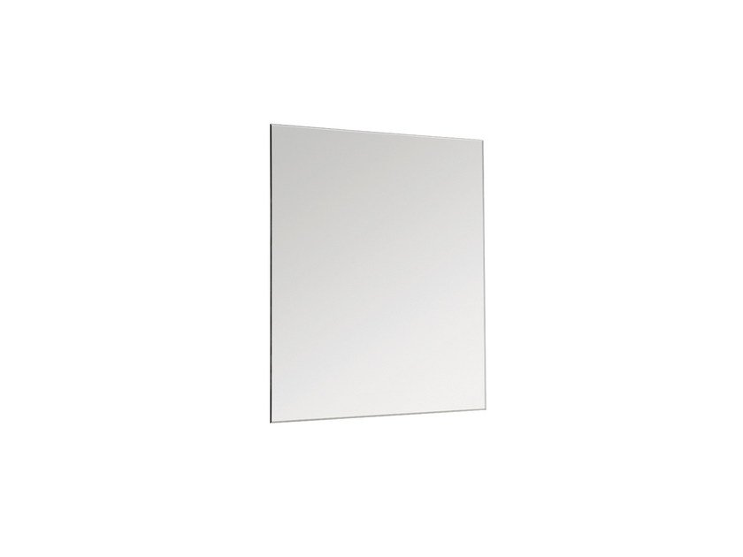 Rectangular wall-mounted bathroom mirror BASIC 2818153 | Mirror by Cosmic