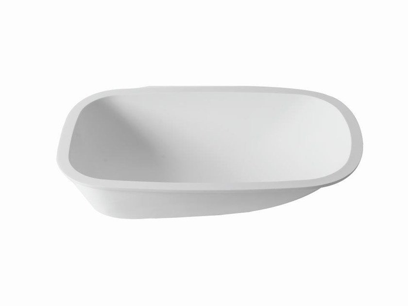 Krion® baby bathtub BASIC | Baby bathtub by Systempool