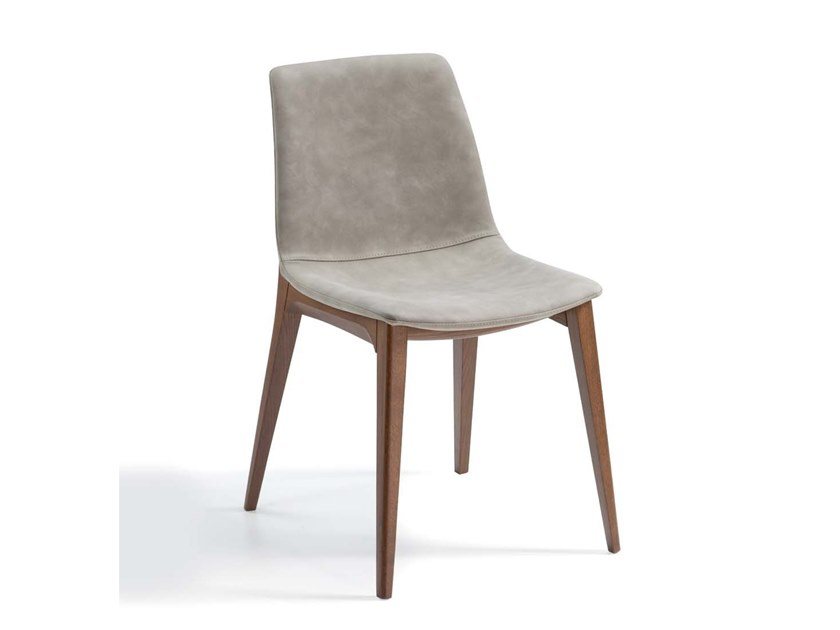 Upholstered chair BASSANO | Chair by Trevisan Asolo