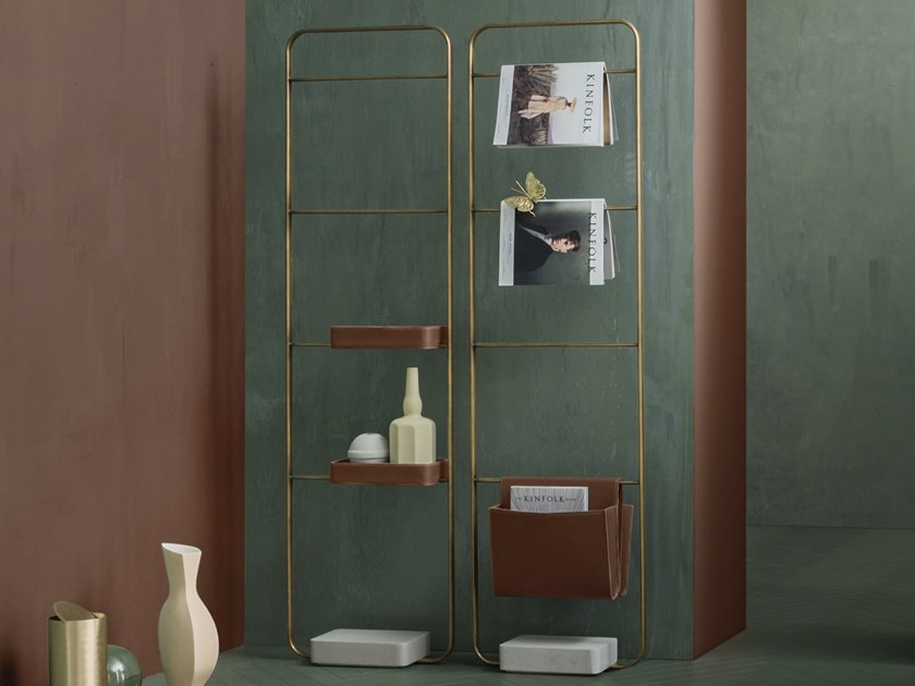 Open Tall Floorstanding Metal Bathroom Cabinet SUEDE | Tall Bathroom  Cabinet By Cerasa