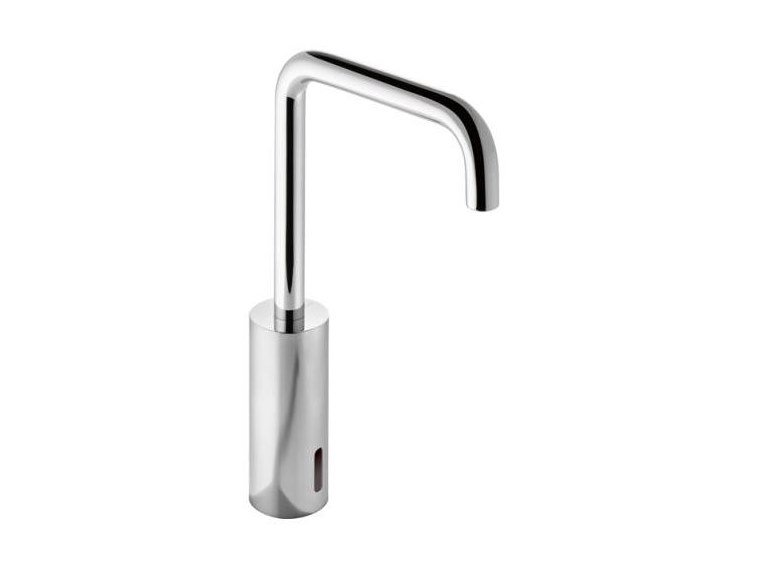 Electronic self-closing Tap for public WC Self-closing Tap for public WC by HEWI