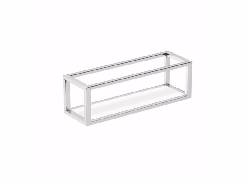 THE GRID | Bathroom wall shelf The Grid Collection By Cosmic design ...