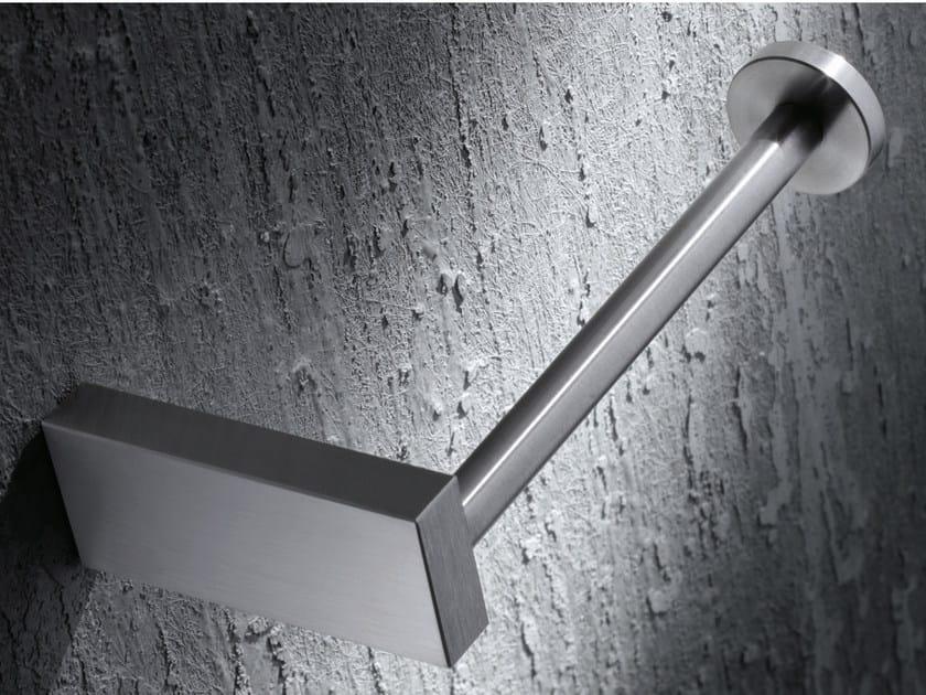 Stainless steel toilet roll holder ACQ2   Toilet roll holder by Radomonte