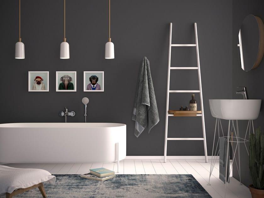 Miscelatore per vasca a muro con soffione SPOT F3004 by FIMA Carlo Frattini