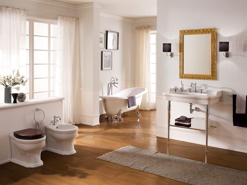 CASTELLANA   Vasca da bagno Collezione Castellana By Scarabeo Ceramiche