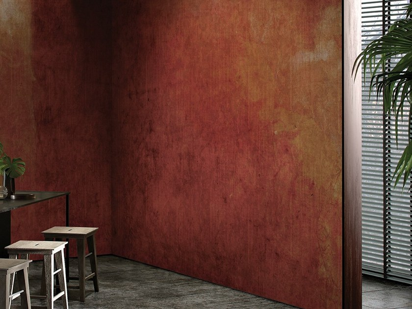 Digital printing wallpaper BATIK by GLAMORA