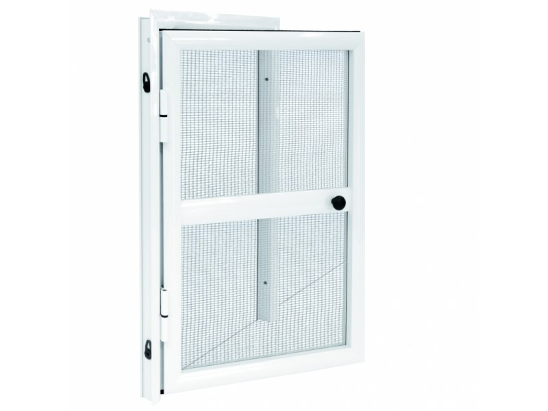 Insect screen HINGED FLY SCREEN by Teknika