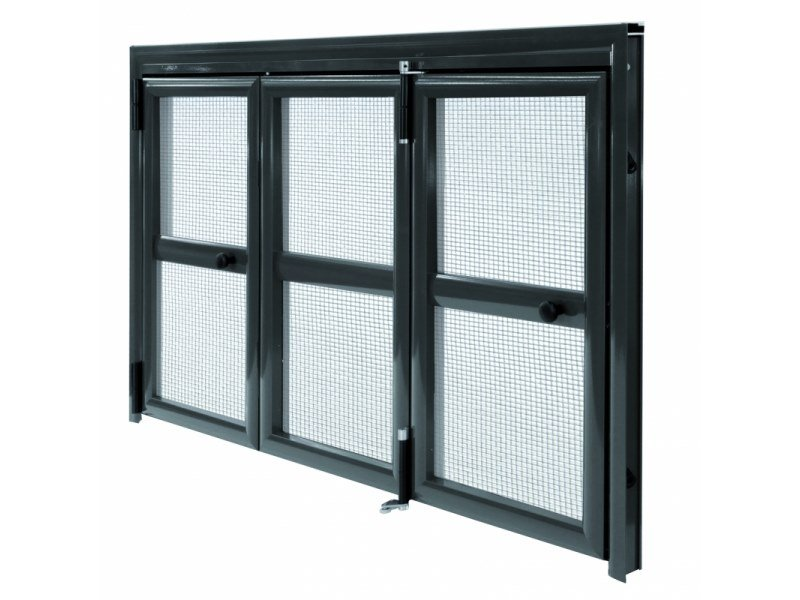 Insect screen FOLDING FLY SCREEN DOORS by Teknika