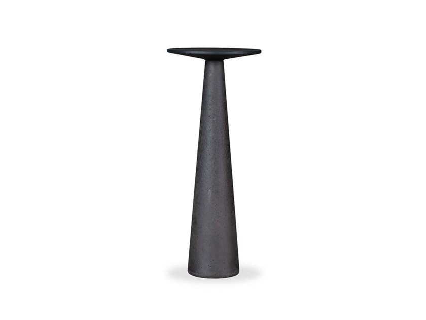 Round garden side table BAXTER - JOVE Ø30 by Archiproducts.com
