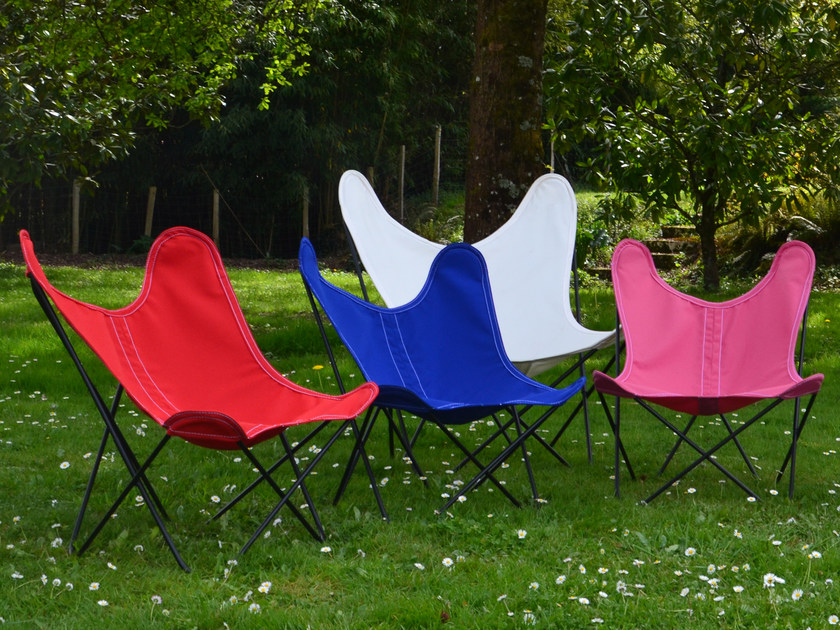 Sunbrella® Kids armchair with removable cover BB© | Sunbrella® Kids armchair by AIRBORNE