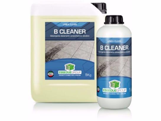 Detergente decerante smacchiatore alcalino BCLEANER by Essedue Group
