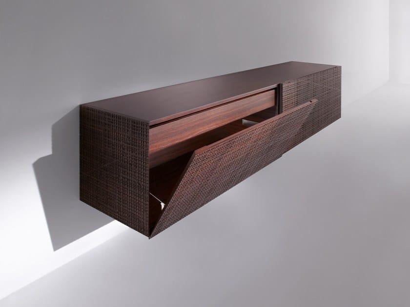 Wand Sideboard Aus Holz Bd11 A Kollektion Maxima By Laurameroni