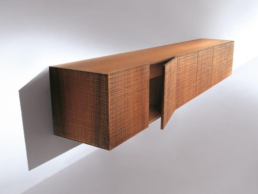 Wand Sideboard Aus Holz Bd11 C Kollektion Maxima By Laurameroni