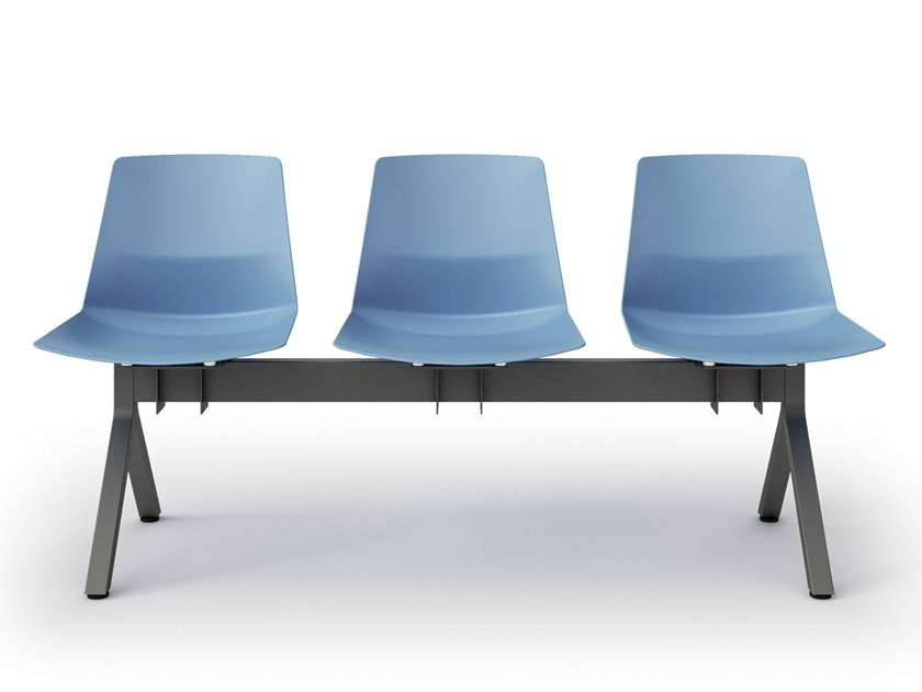 Beam seating CLUE | Beam seating by Quadrifoglio
