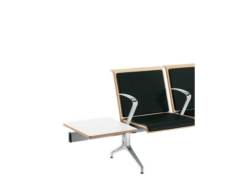 Beam seating with armrests LINATE | Beam seating by Sesta