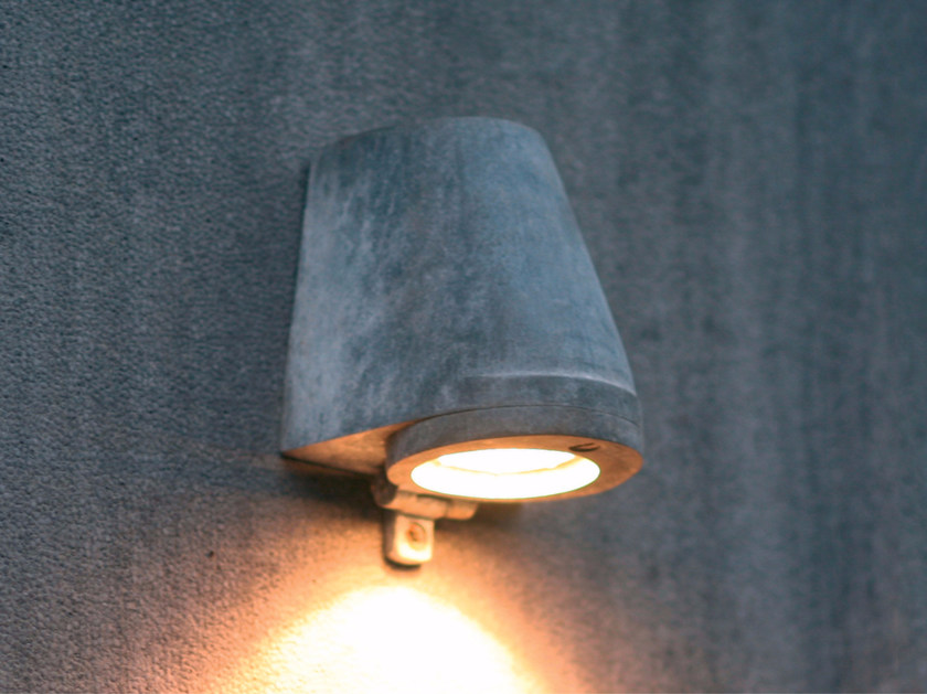 Direct light zinc wall lamp BEAMY WALL | Zinc wall lamp by ROYAL BOTANIA