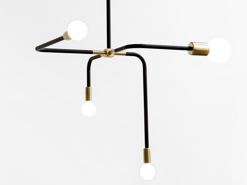 LED pendant lamp BEAUBIEN 02 by Lambert & Fils