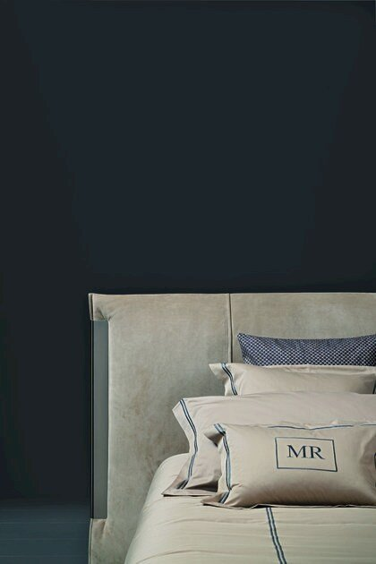 Gepolstertes Doppelbett AMAL | Bett By Flou