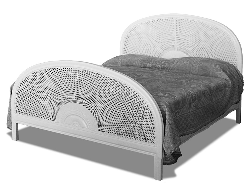 Straw bed double bed Straw bed by HEBANON