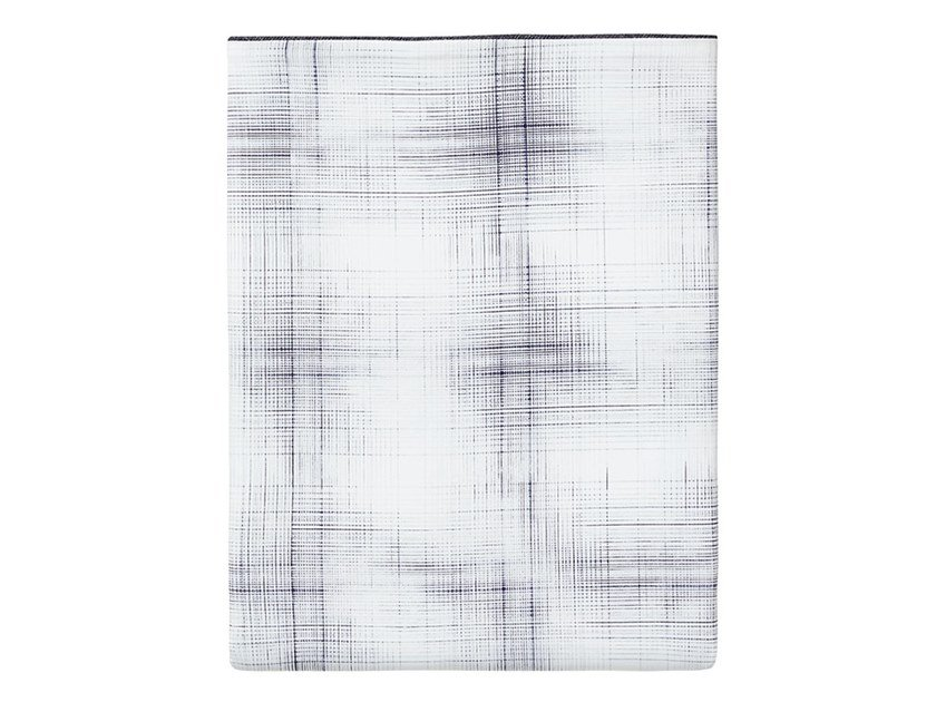Printed cotton bed sheet EMPREINTES | Bed sheet by Alexandre Turpault