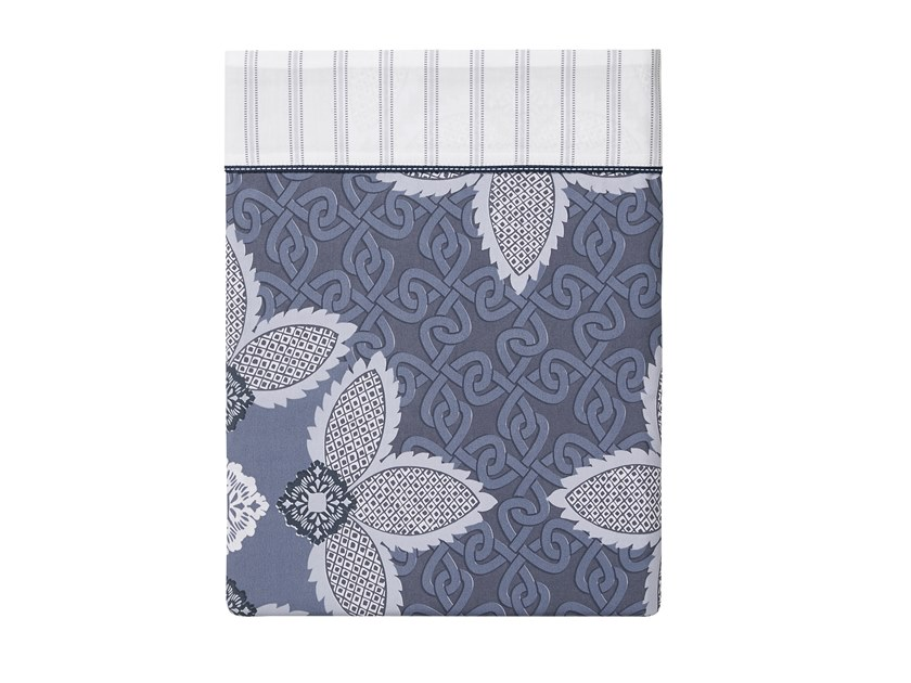 Lenzuola stampato in cotone con motivi floreali MAGELLAN | Lenzuola by Alexandre Turpault