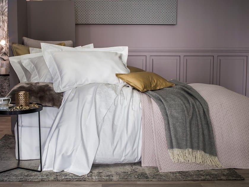 Solid-color cotton bedding set ALTESSE | Bedding set by Alexandre Turpault