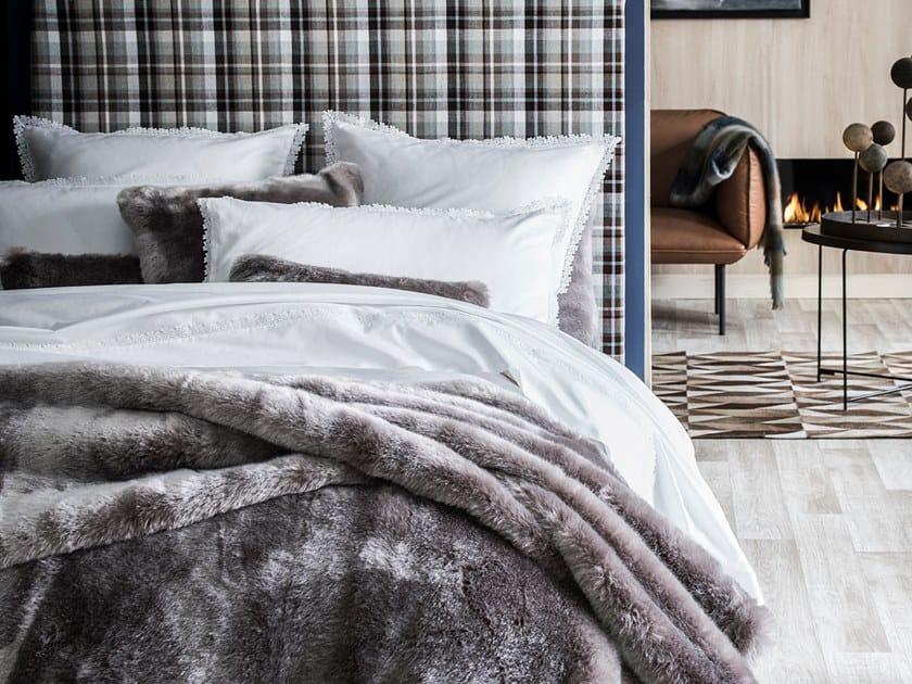 Solid-color cotton bedding set INFANTILLAGE | Bedding set by Alexandre Turpault