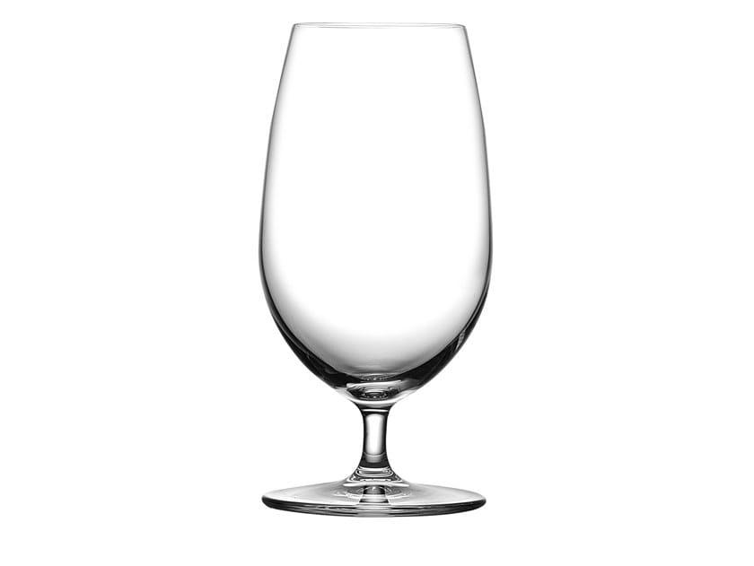 Set of 2 Beer Glasses VINTAGE BEER by NUDE