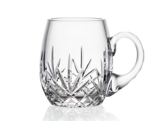 Crystal beer glass MARIA THERESA | Beer glass by Rückl